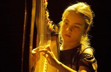 Harfový koncert