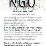 Pozvánka NGO Market 2017