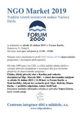 Pozvánka NGOMarket