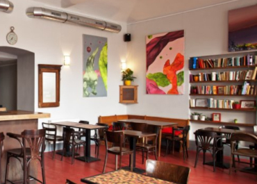 Cidáčkovo odpoledne v Cafe Frida