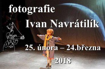 Vernisáž výstavy fotografií Ivana Navrátilíka