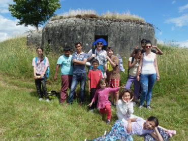 Letní tábory v Jeseníkách